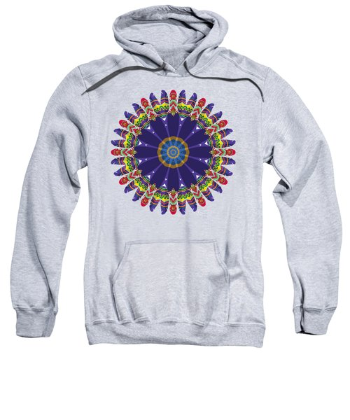 Feathers In The Round Sweatshirt