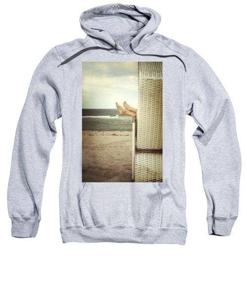 Feet Sweatshirt