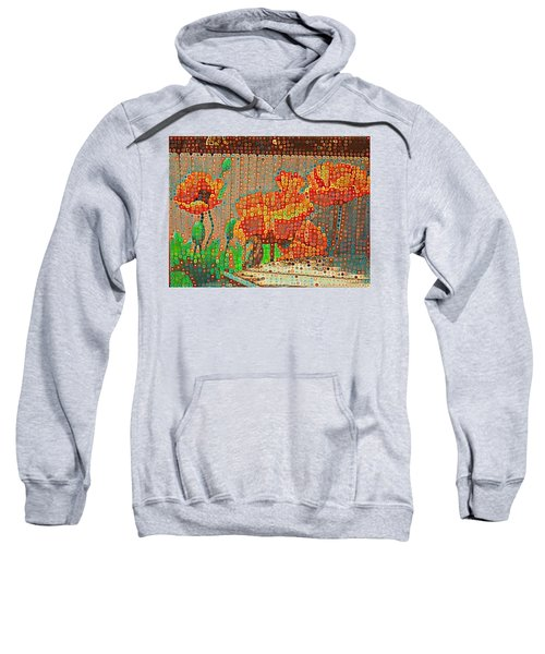 Fence Art Sweatshirt