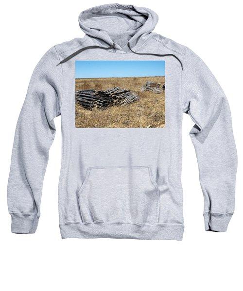 Fence Bails Sweatshirt