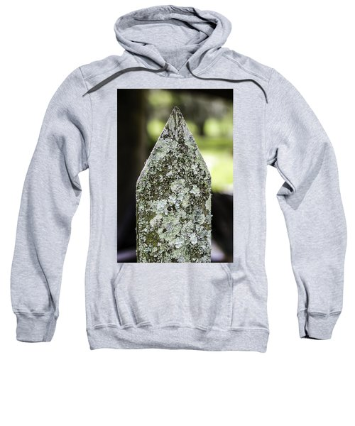Fence With Moss Sweatshirt