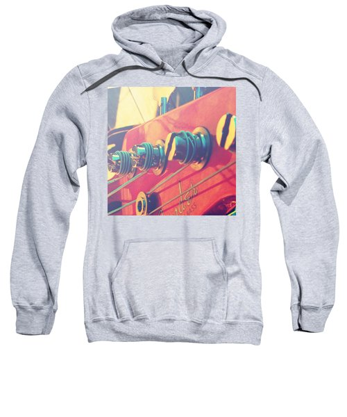 Fender Bass Guitar Sweatshirt