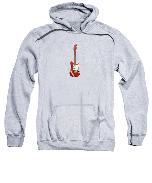 Fender Mustang 70 Sweatshirt by Mark Rogan