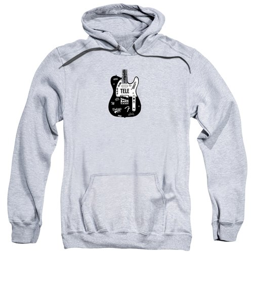 Fender Telecaster 58 Sweatshirt by Mark Rogan
