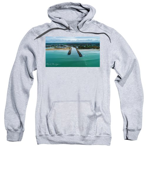 Fenway Beach Breakwater Sweatshirt