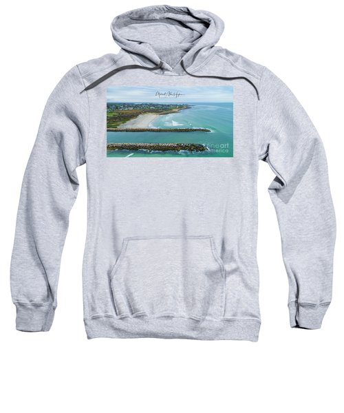 Fenway Beach, Weekapaug Sweatshirt