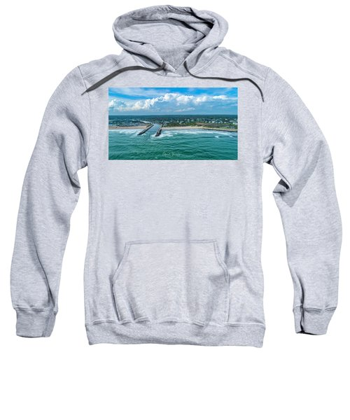 Fenway Beach, Weekapaug,ri Sweatshirt