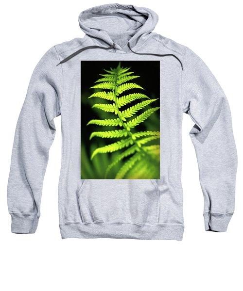 Fern Leaf Sweatshirt