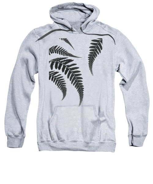 Fern Leaves Sweatshirt