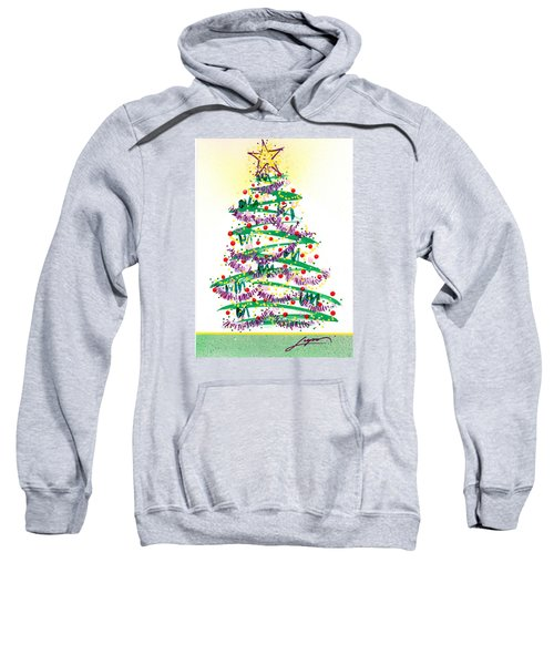 Festive Holiday Sweatshirt