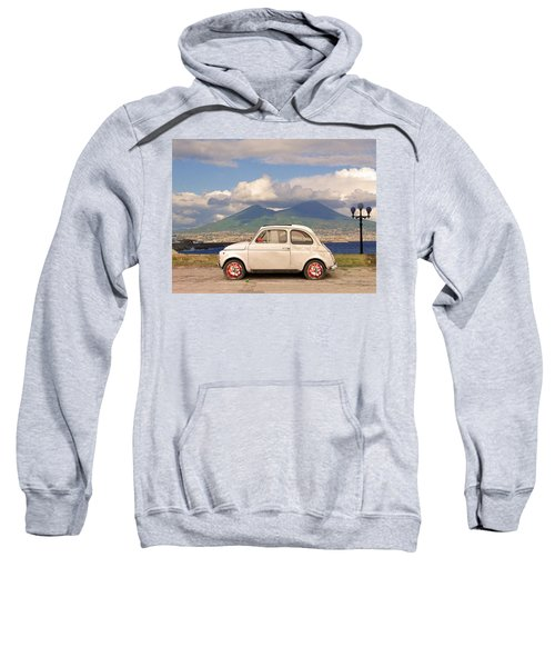 Fiat 500 Pizza Sweatshirt