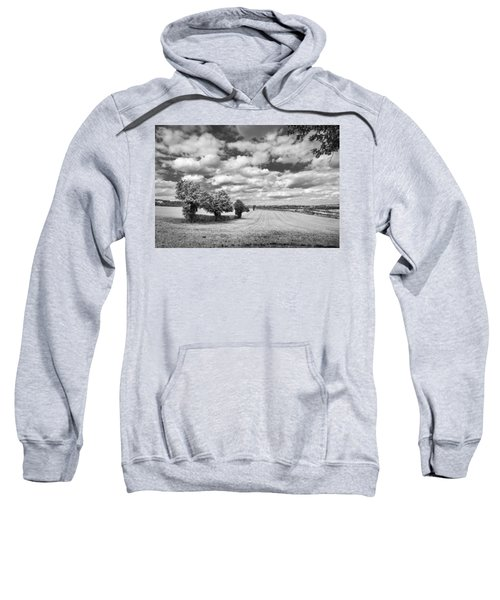 Fields And Clouds Sweatshirt