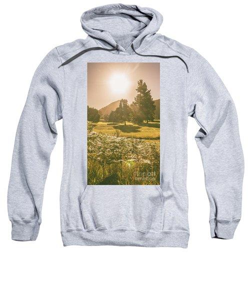Fields Of Springtime Sweatshirt