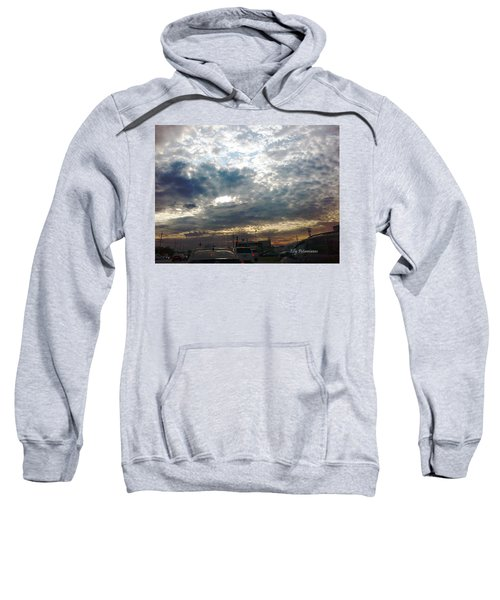 Fierce Skies Sweatshirt