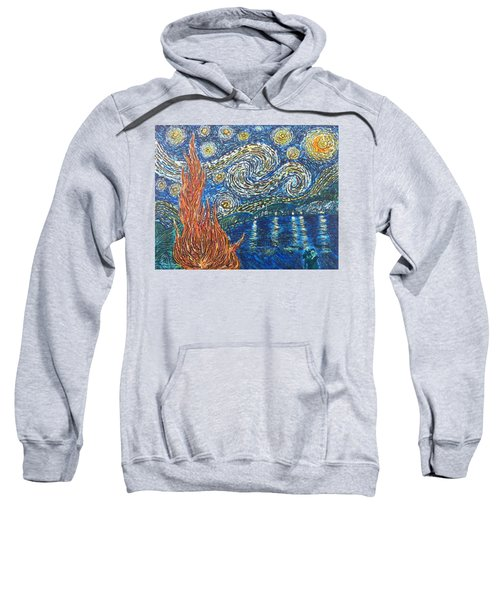 Fiery Night Sweatshirt