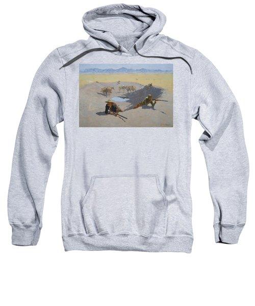 Fight For The Waterhole Sweatshirt
