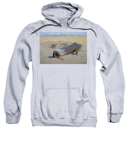 Fight For The Waterhole Sweatshirt