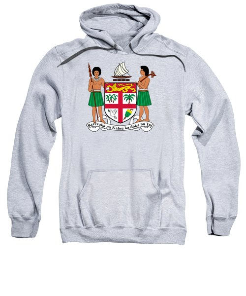Fiji Coat Of Arms Sweatshirt