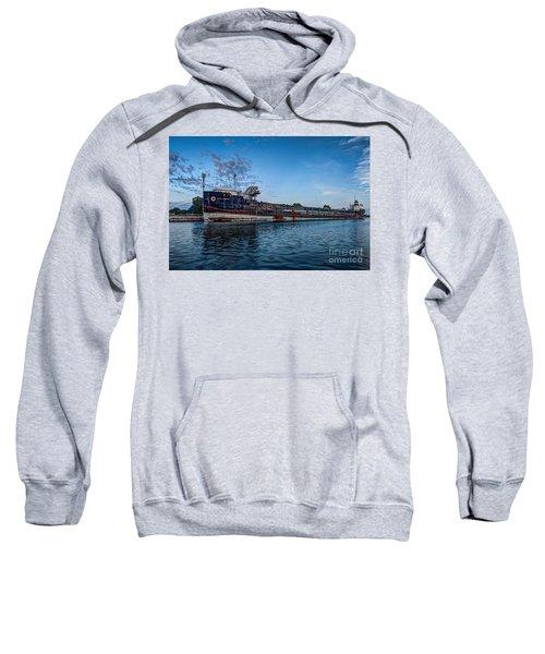 Final Mooring For The Algoma Transfer Sweatshirt