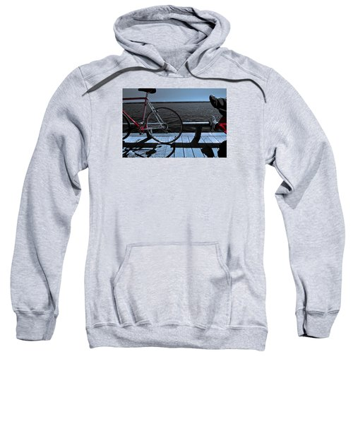 Sweatshirt featuring the photograph Fine Art Colour-102 by Joseph Amaral