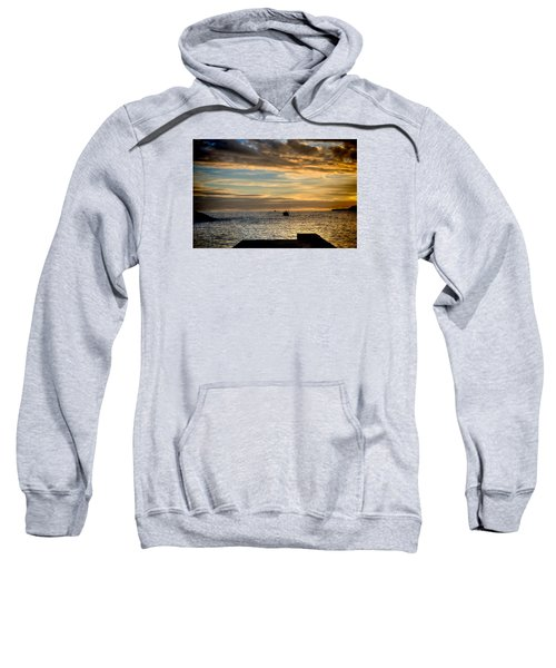 Sweatshirt featuring the photograph Fine Art Colour-138 by Joseph Amaral