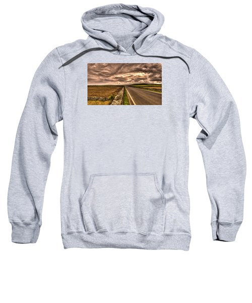 Sweatshirt featuring the photograph Fine Art Colour-178 by Joseph Amaral