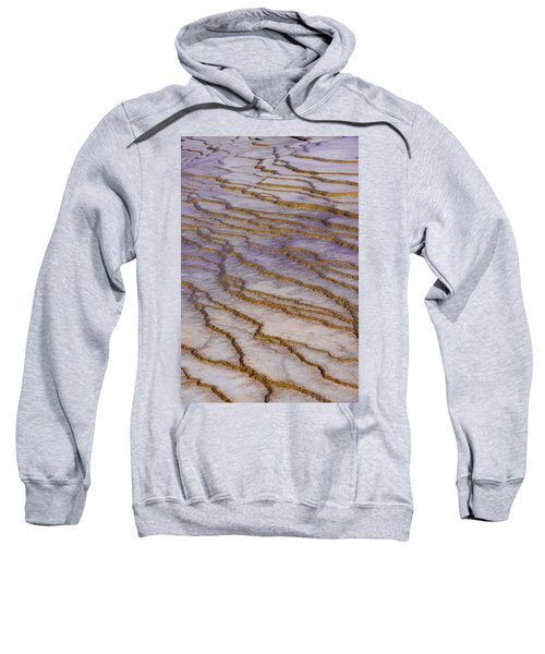 Fingerprint Of The Earth Sweatshirt