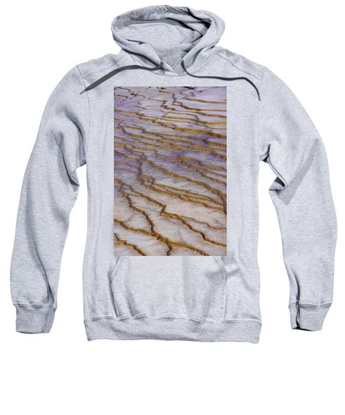 Fingerprint Of The Earth Sweatshirt