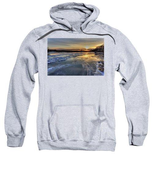 Fire And Ice Sweatshirt