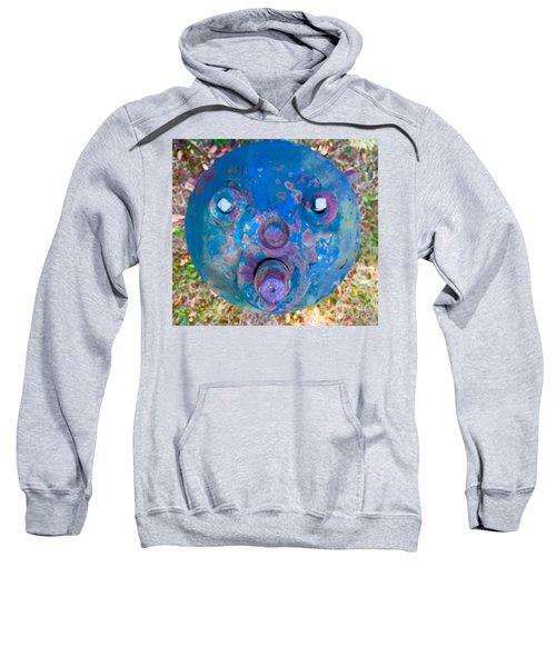 Fire Hydrant # 11 Sweatshirt