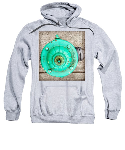 Fire Hydrant #6 Sweatshirt