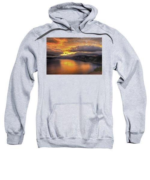 Fire In The Lake #1 Sweatshirt