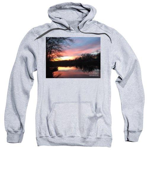 Fire On The Water Sweatshirt