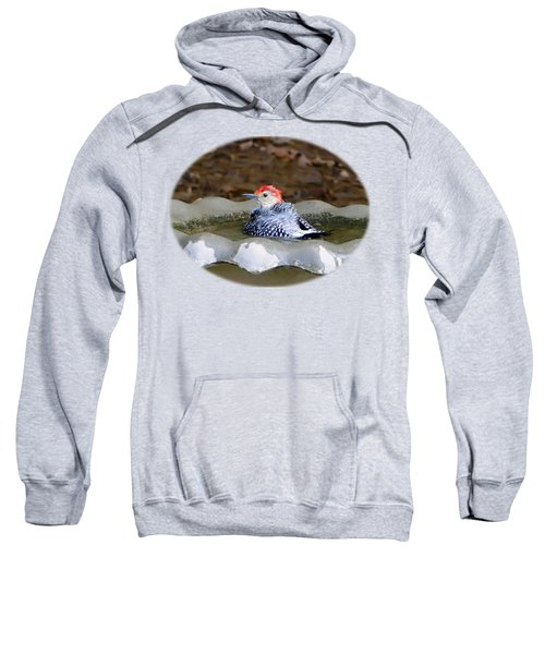 First Bath Sweatshirt by Sue Melvin
