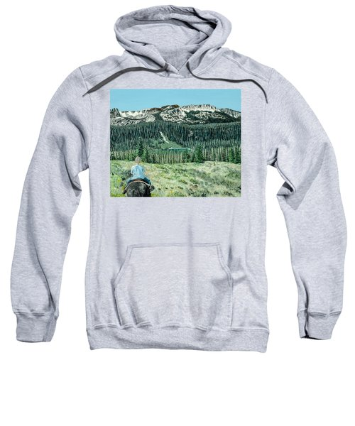 First Ride Sweatshirt