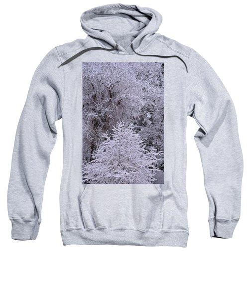 First Snow I Sweatshirt