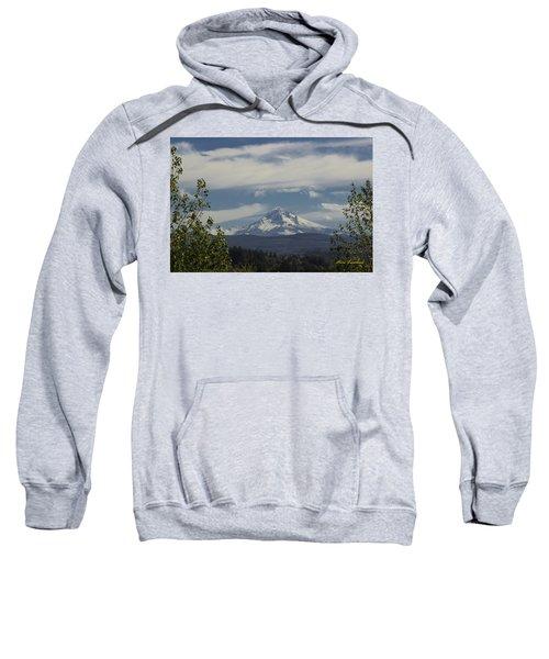 First Snow Signed Sweatshirt