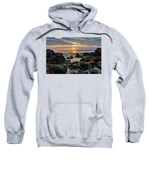 First Sunset Of 2018 Sweatshirt