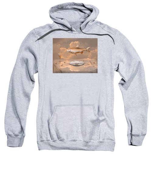 Fish Diner Sweatshirt