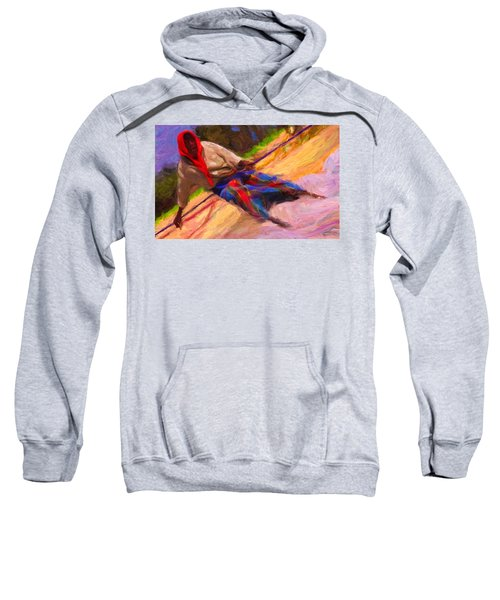 Fisherman Sweatshirt