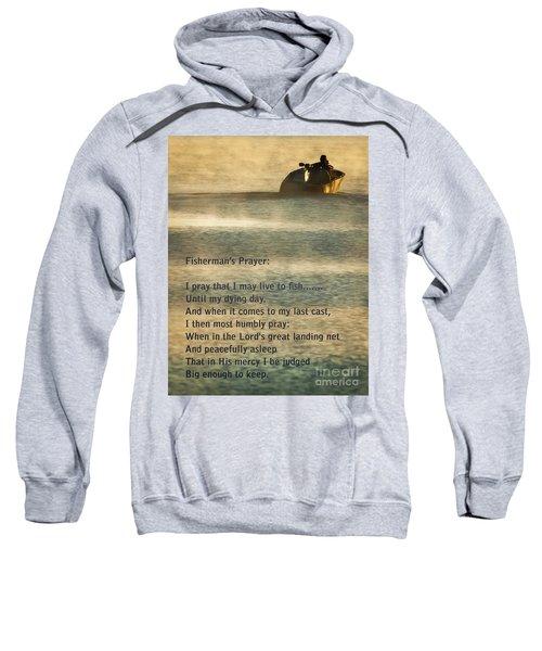 Fisherman's Prayer Sweatshirt