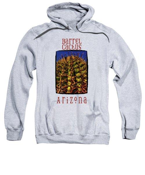 Fishhook Barrel Cactus Sweatshirt