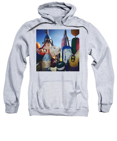 Fishing Buoys Sweatshirt