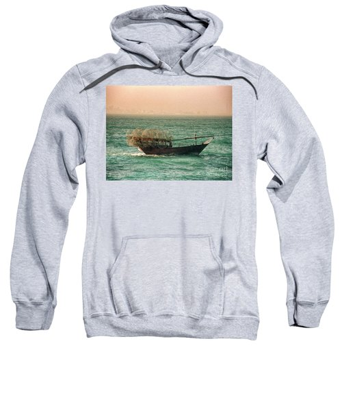 Fishing Dhow Sweatshirt