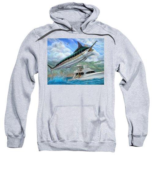 Fishing In The Vintage Sweatshirt