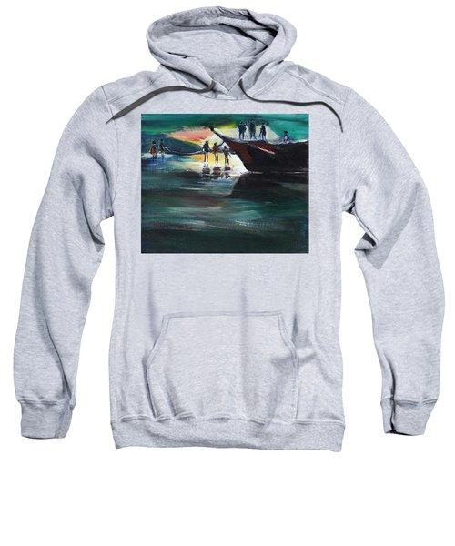 Fishing Line Sweatshirt