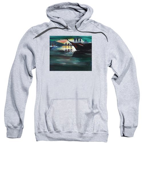 Fishing Line Sweatshirt