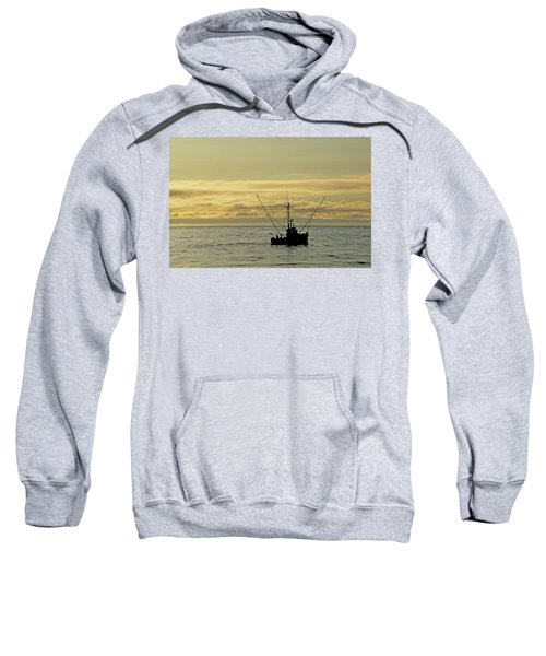 Fishing Off Santa Cruz Sweatshirt