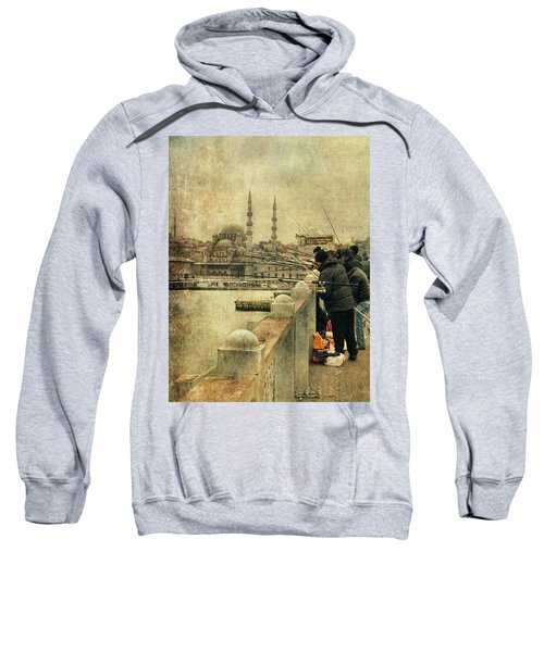 Fishing On The Bosphorus Sweatshirt