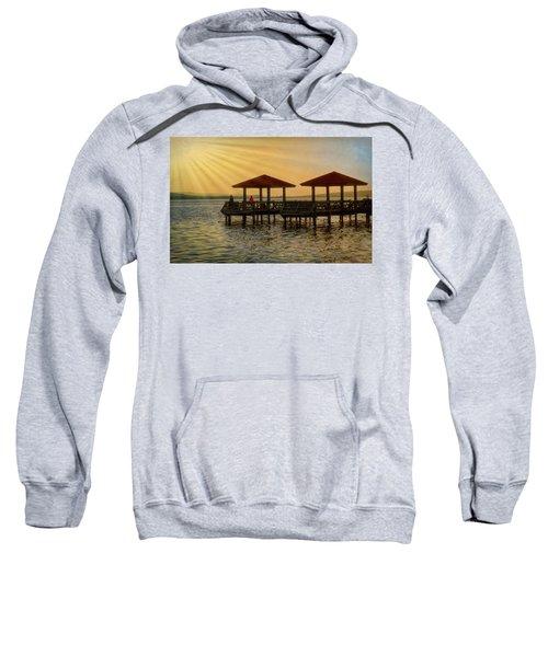 Fishing Pier Sweatshirt